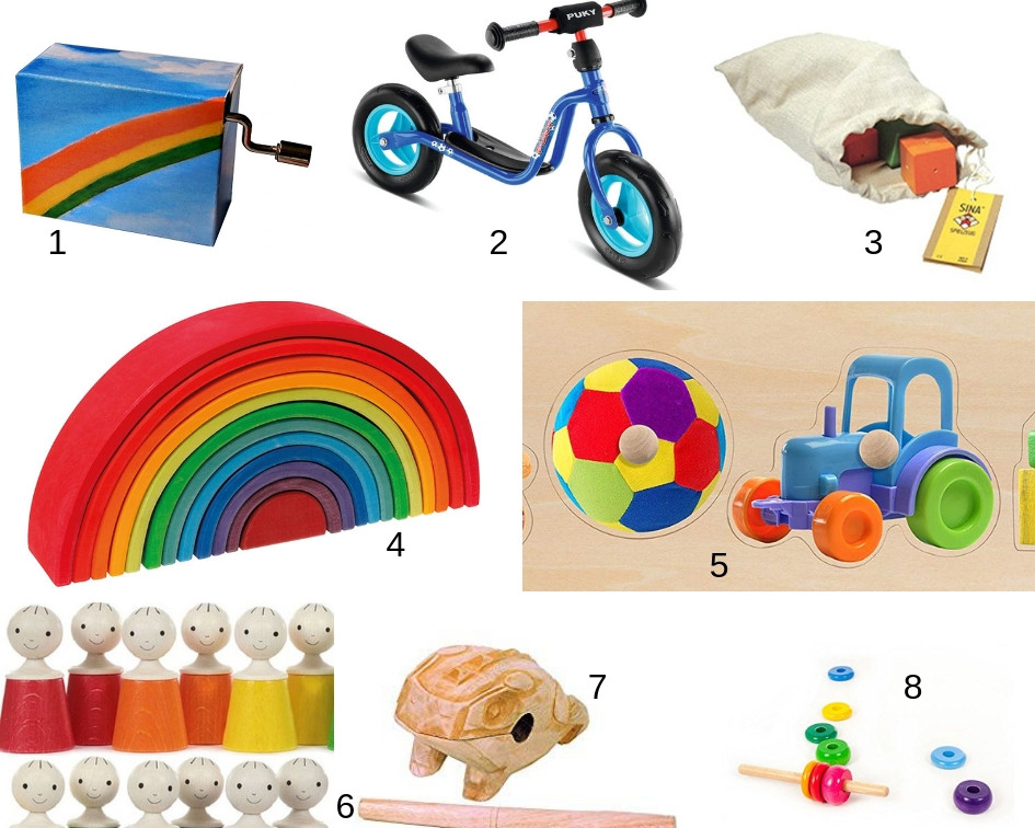 Geschenke Zum Zweiten Geburtstag  Nachhaltige Geschenkideen für Babys und Kleinkinder bis 3