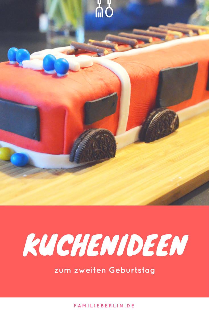 Geschenke Zum Zweiten Geburtstag  Backe backe Kuchen zum zweiten Geburtstag