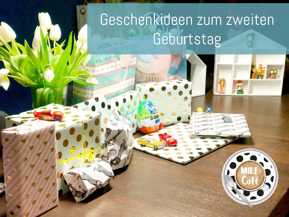 Geschenke Zum Zweiten Geburtstag  Geschenke zum zweiten Geburtstag für Jungen und Mädchen