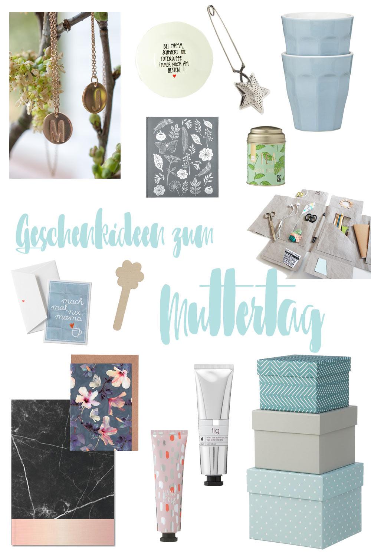Geschenkideen Für Die Mutter  Geschenkideen zum Muttertag schöne Ideen für Geschenke