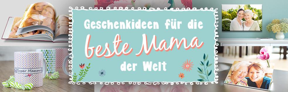 Geschenkideen Für Die Mutter  Geschenke zum Muttertag 2019