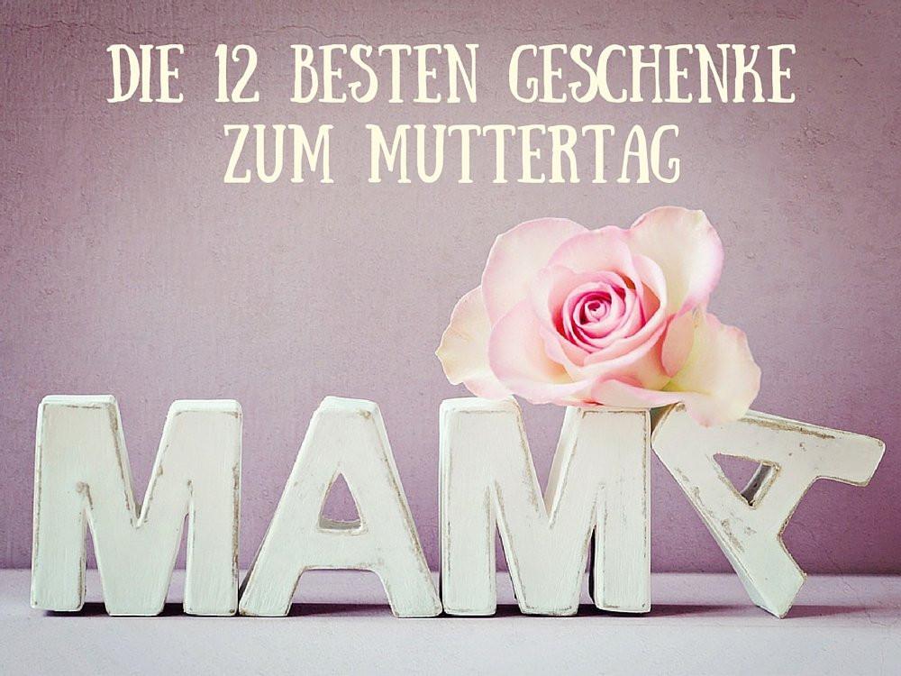 Geschenkideen Für Die Mutter  Die 12 besten veganen Geschenke zum Muttertag