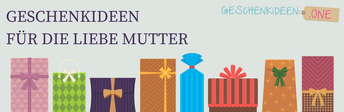 Geschenkideen Für Die Mutter  12 besondere Geschenke für Mutter