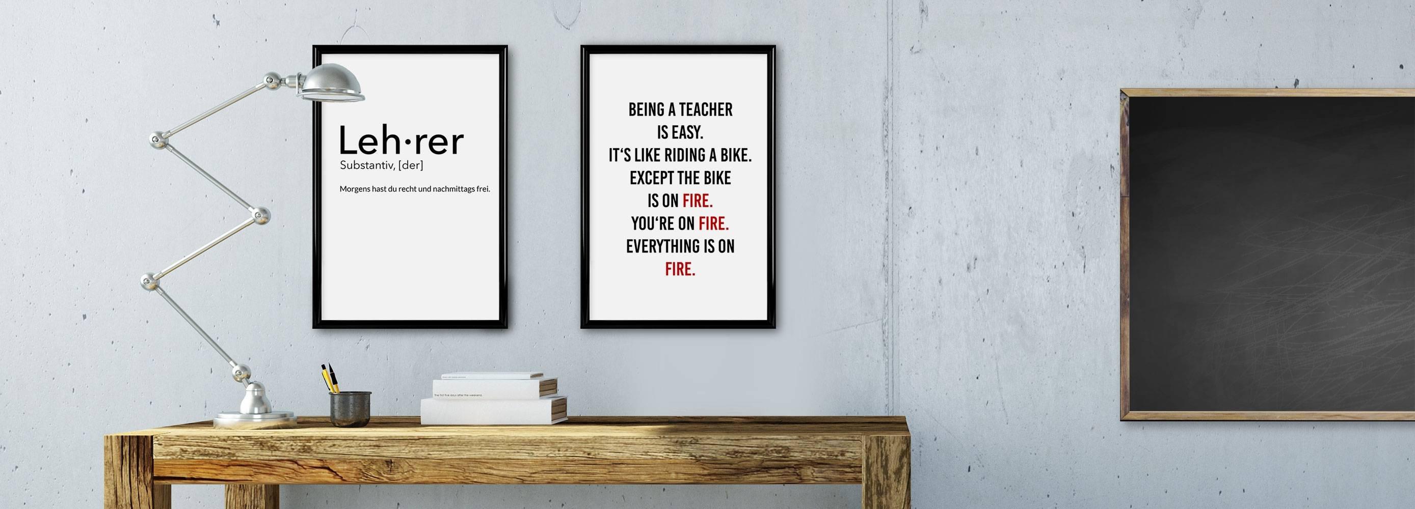 Geschenkideen Für Lehrer  Geschenke für Lehrer