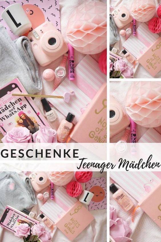 Geschenkideen Für Teenager  Geschenkideen für Teenager Mädchen DIY