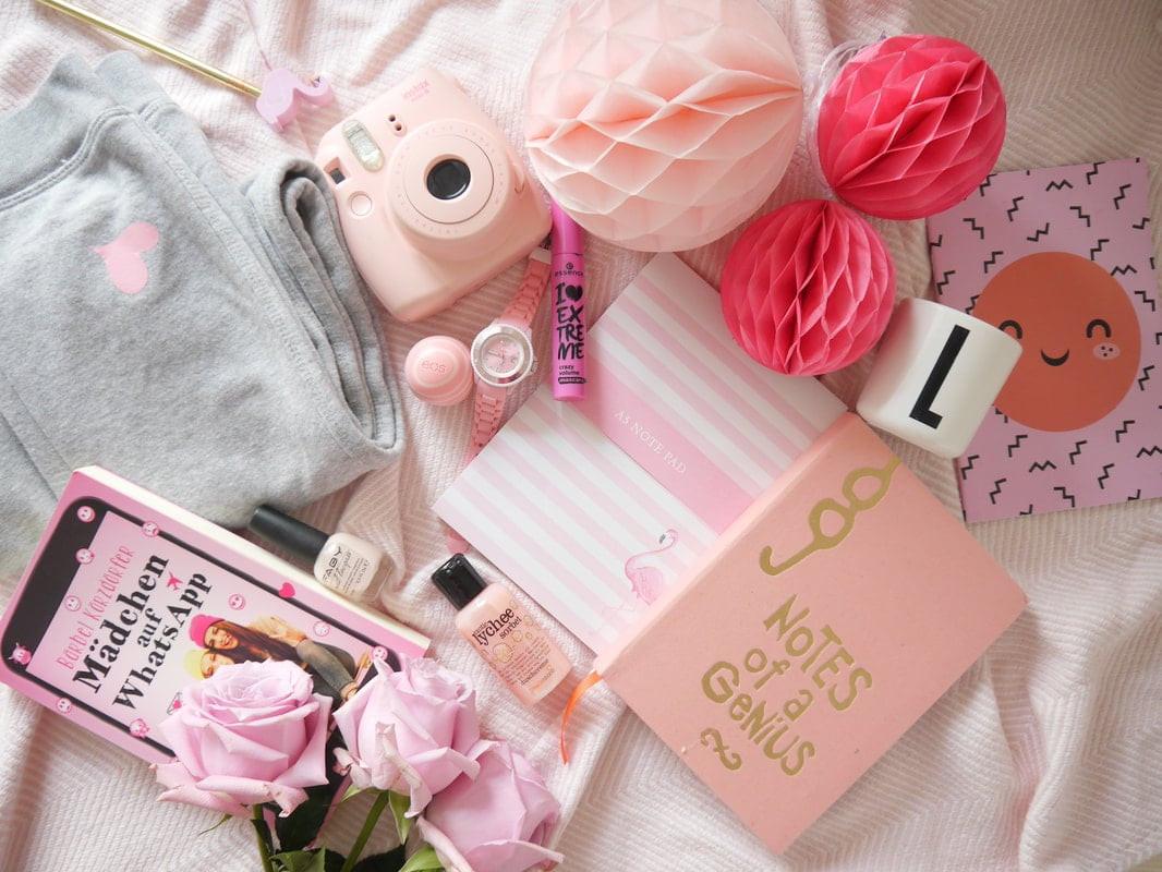 Geschenkideen Für Teenager  Geschenkideen für Teenager Mädchen MiniMenschlein