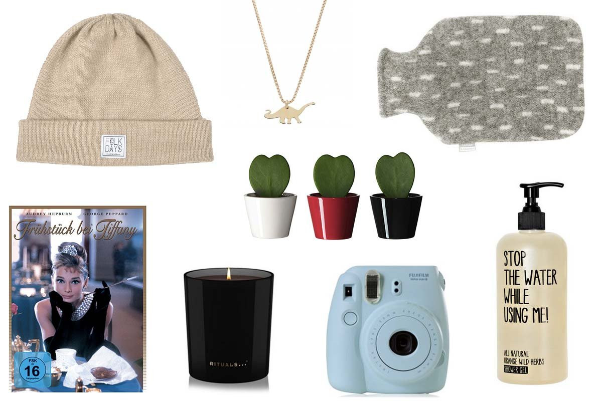 Geschenkideen Für Teenager  Gift Guide 8 Geschenkideen für Frauen
