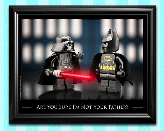 Geschenkideen Für Vater  Geschenkideen für Väter lustige Väter Tag Star Wars