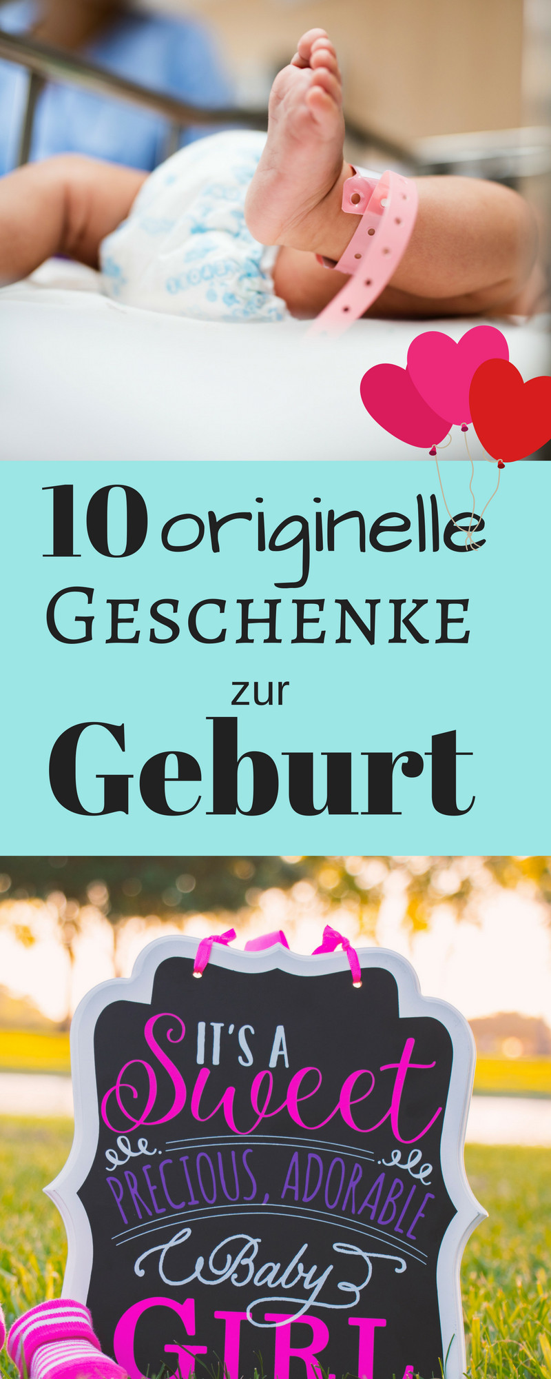Geschenkideen Junge 8  10 originelle Geschenke zur Geburt für Mädchen & Jungs