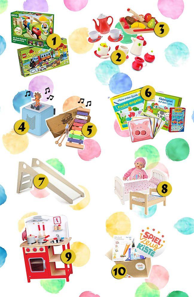 Geschenkideen Kinder 2 Jahre  10 sinnvolle nützliche Geschenkideen für 2 Jährige