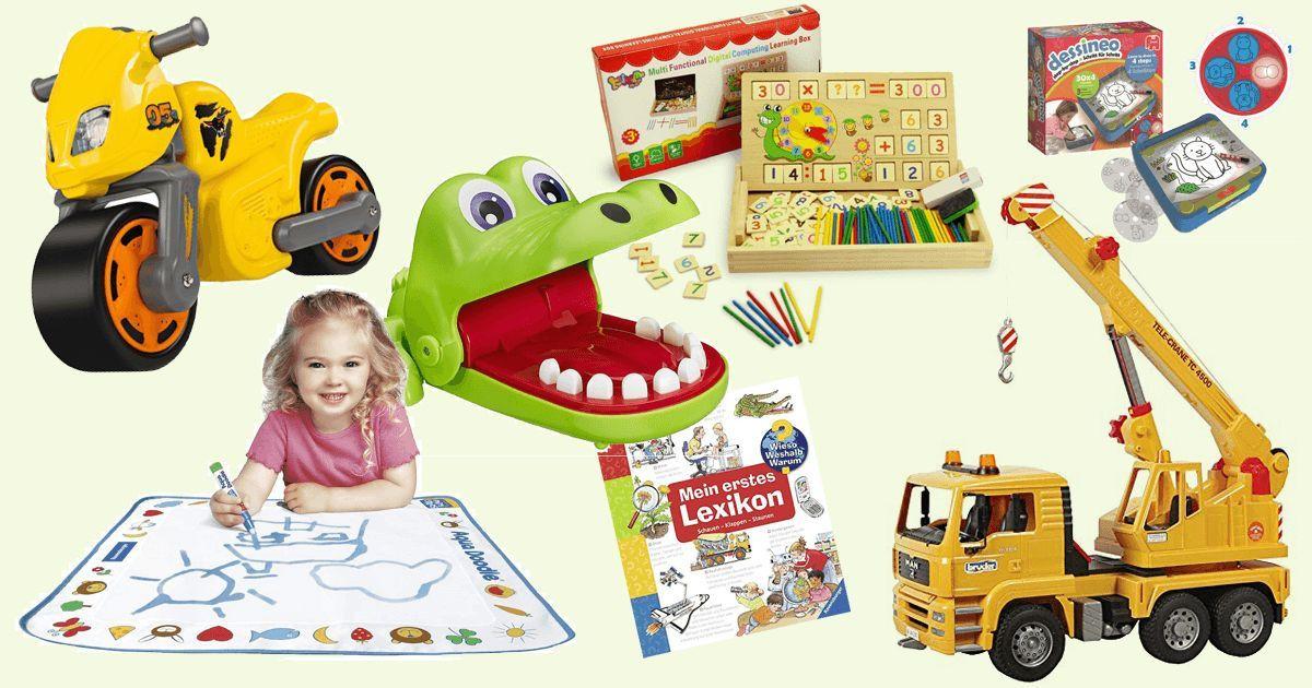Geschenkideen Mädchen 4 Jahre  50 Spielsachen für 4 jährige Kinder [Geschenkideen]