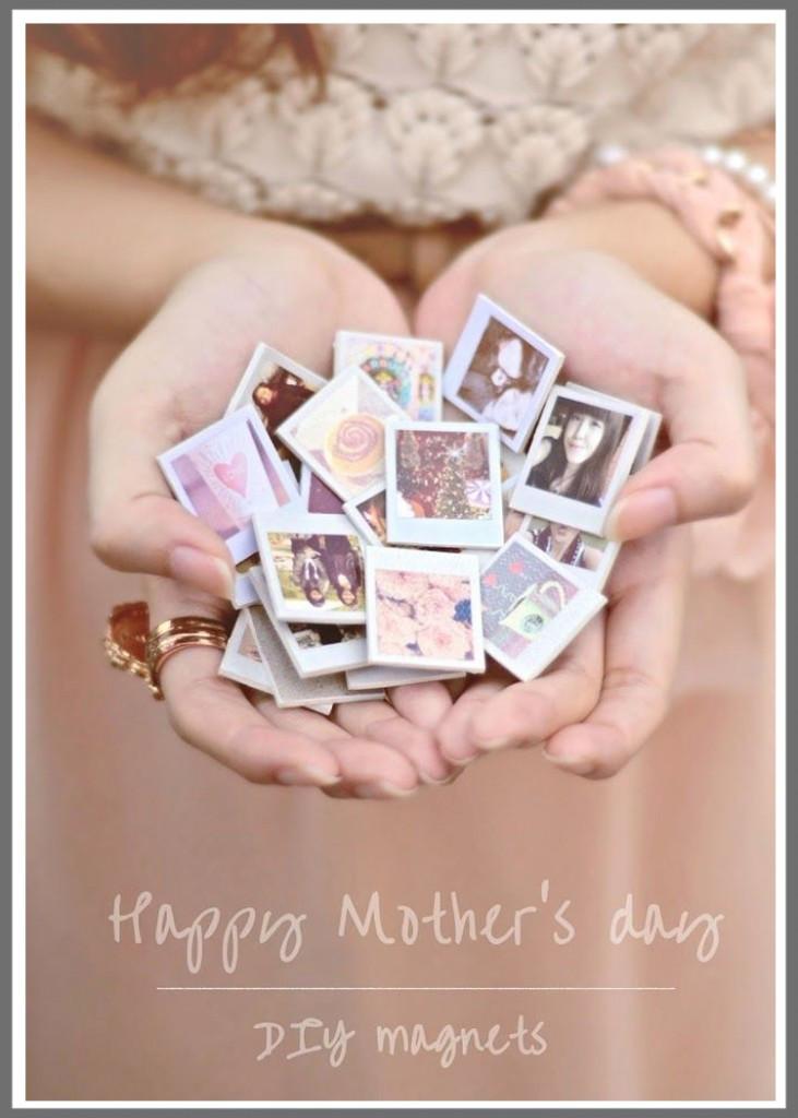 Geschenkideen Mit Fotos Zum Selbermachen  DIY 10 Geschenkideen für Muttertag zum selber machen