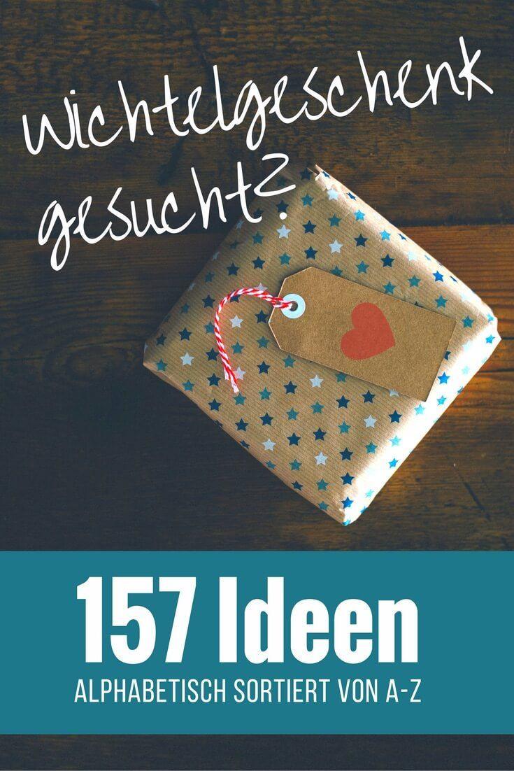 Geschenkideen Wichteln  Die besten 25 Wichteln Ideen auf Pinterest