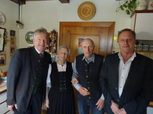 Glückwunsch Zur Diamantenen Hochzeit  Salzkammergut Rundblick Aktuelles Glückwunsch zur