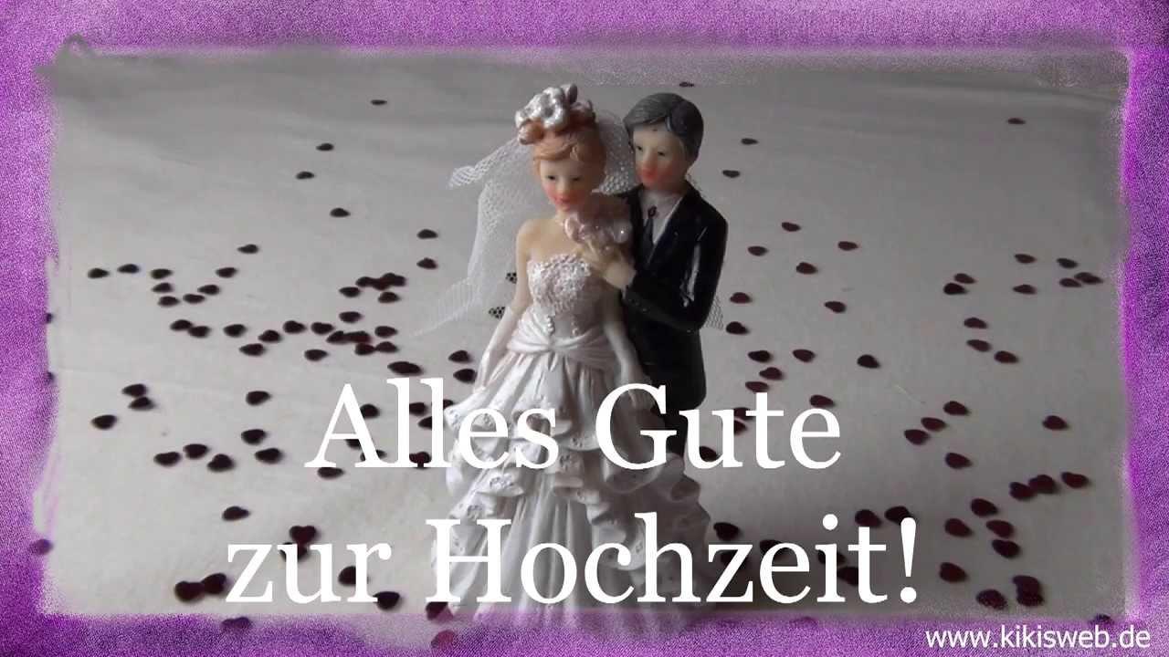 Glückwünsche Hochzeit Lustig  Glückwünsche zur Hochzeit
