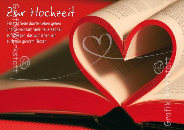 Glückwünsche Zur Hochzeit Grafikwerkstatt  Artikel Grafik Werkstatt Bielefeld Tolle Karte