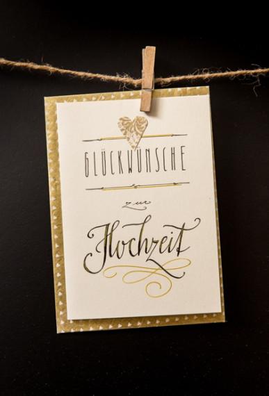 Glückwünsche Zur Hochzeit Karte Schreiben  Karte A6 Herz Glückwünsche zur Hochzeit Herzilein Wien Shop