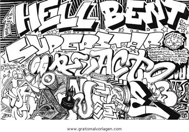 die 20 besten ideen für graffiti malvorlagen  beste