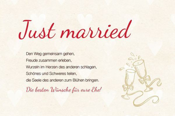 20 Besten Gratulationssprüche Zur Hochzeit - Beste