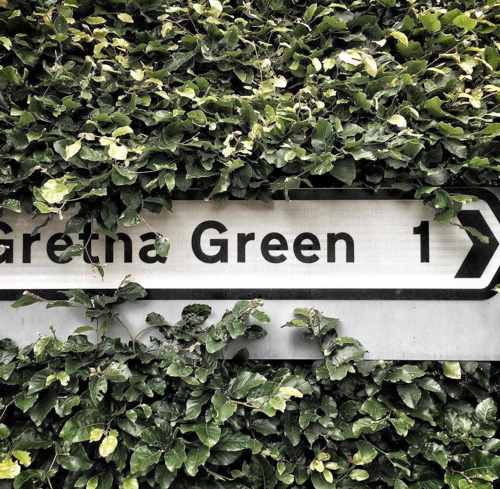 Gretna Green Hochzeit  Last Exit Brexit Großbritannien und das Referendum Ein