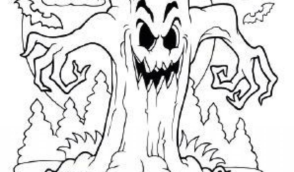 20 ideen für gruselige monster ausmalbilder  beste