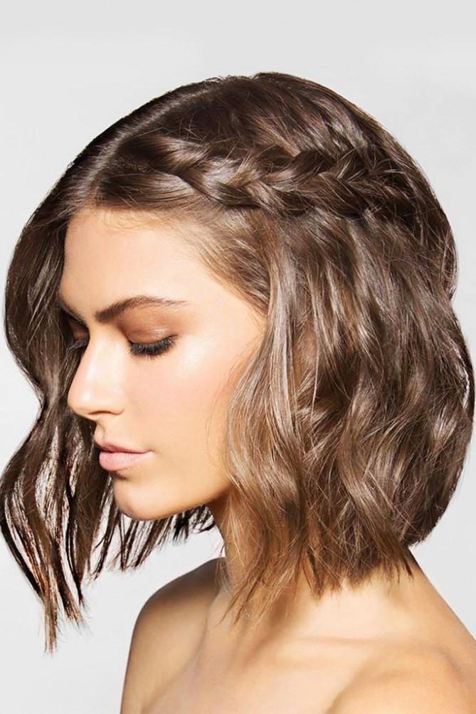 Haare Frisuren  Level up 4 Frisuren für kurze Haare zum Nachstylen
