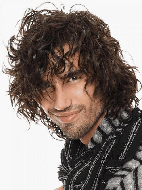 Haarschnitt Für Naturlocken  Haarschnitt locken mittellang