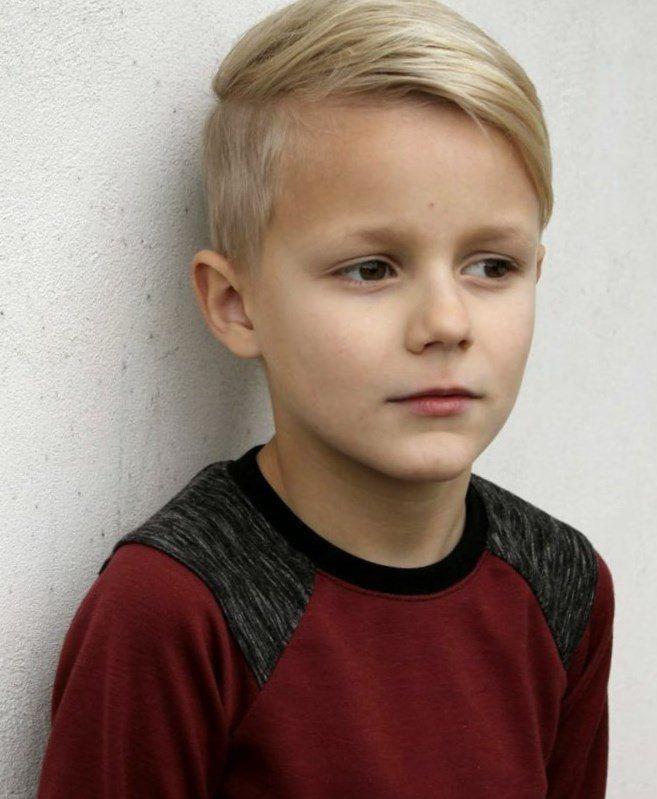 Haarschnitt Junge Die Besten 25 Kinderfrisuren Jungen Ideen Auf