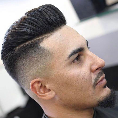 Haarschnitt Ohne Übergang  Haarschnitt Namen Für Männer – Arten von Haarschnitte