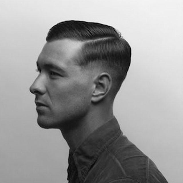 Haarschnitt Ohne Übergang  Fade Frisur Fasson für Männer Eine Anleitung I FASHIONBOXX