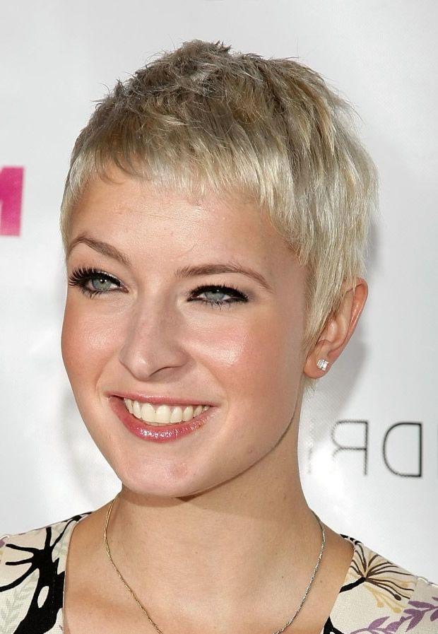 Haarschnitt Pixie