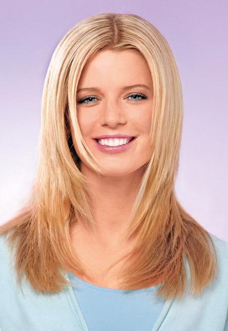 Haarschnitt Testen  Frisuren dickes haar