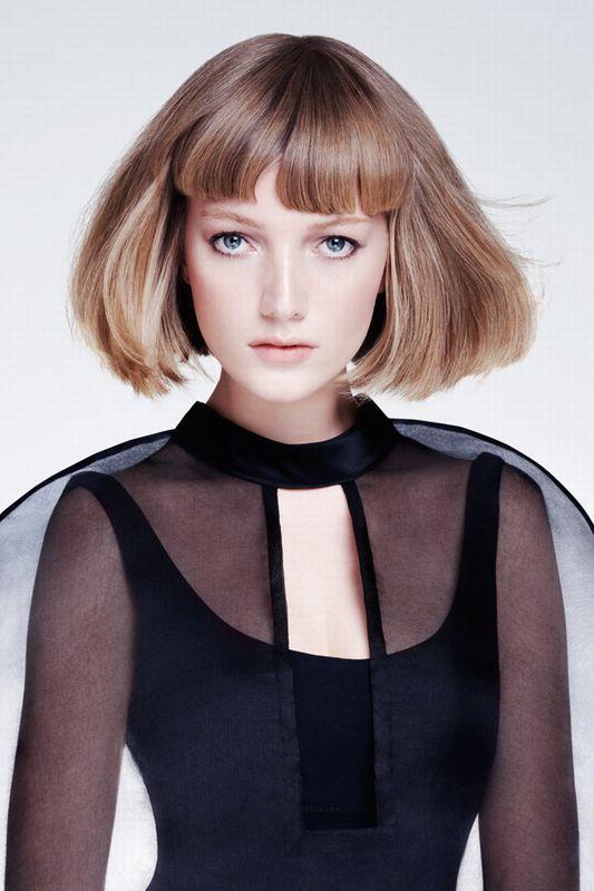 Haarschnitt Testen  Frisuren Frauen Pflegeleicht