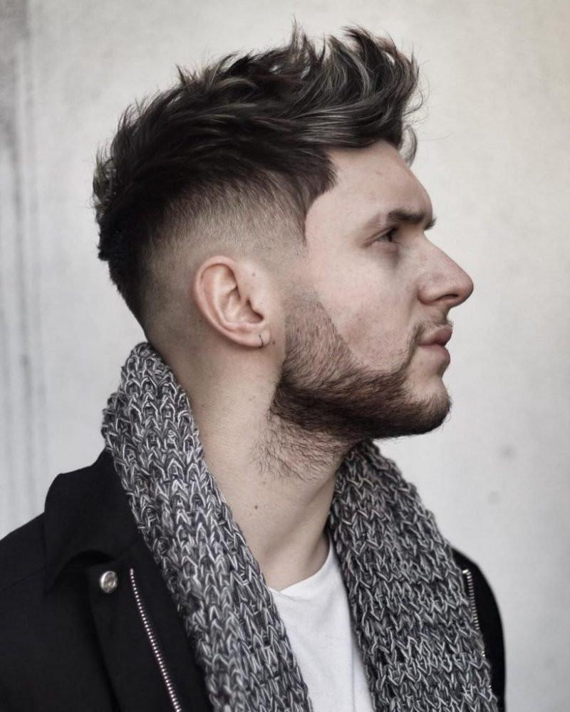 Haarschnitt Übergang  Jungs Haarschnitt Kurz Undercut