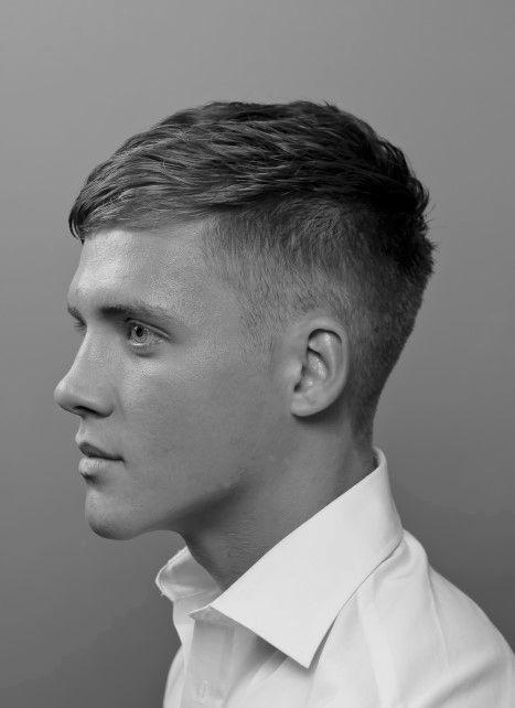Haarschnitt Übergang  Herren Haarschnitt Ideen haarschnitt herren ideen Hair