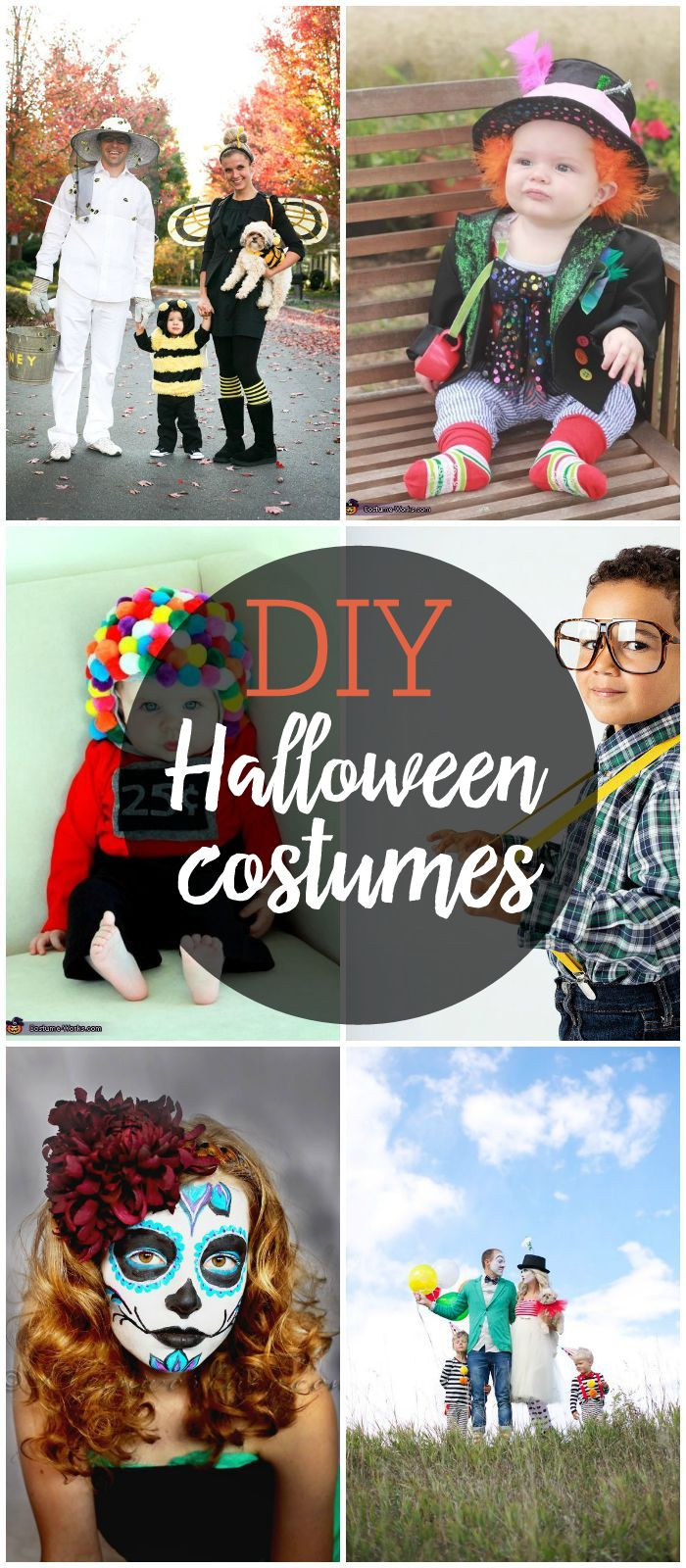 Halloween Diy Costumes  50 DIY Halloween Costume Ideas Lil Luna