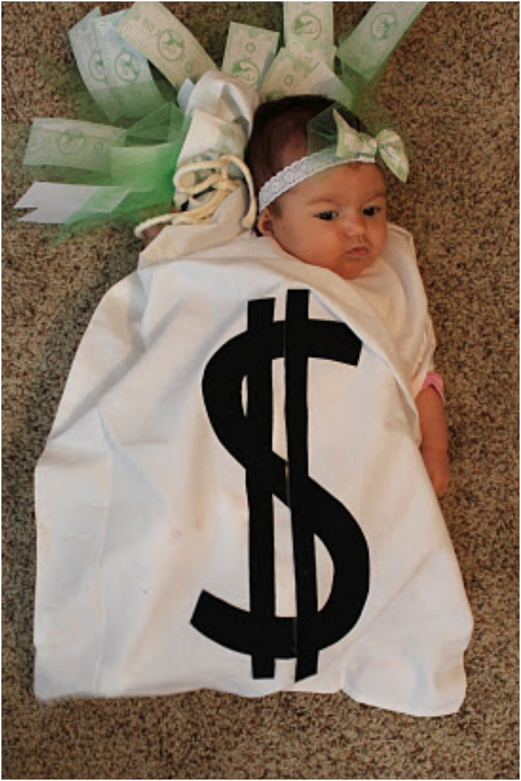 Halloween Diy Costumes  Top 10 Adorable DIY Baby Costumes Top Inspired