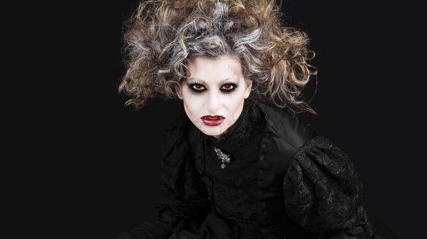 Halloween Frisuren  Halloween Frisuren für den perfekten Grusel Look
