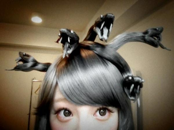 Halloween Frisuren  Halloween Frisuren für Frauen 31 Bilder