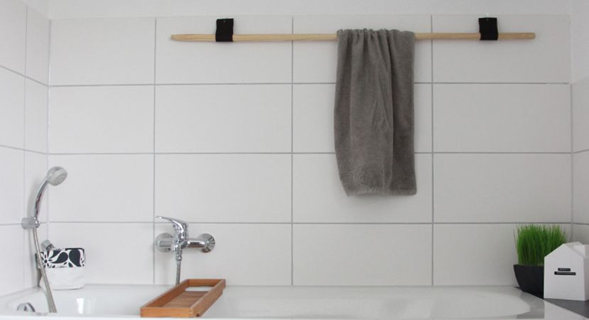 Beste 20 Handtuchhalter Diy