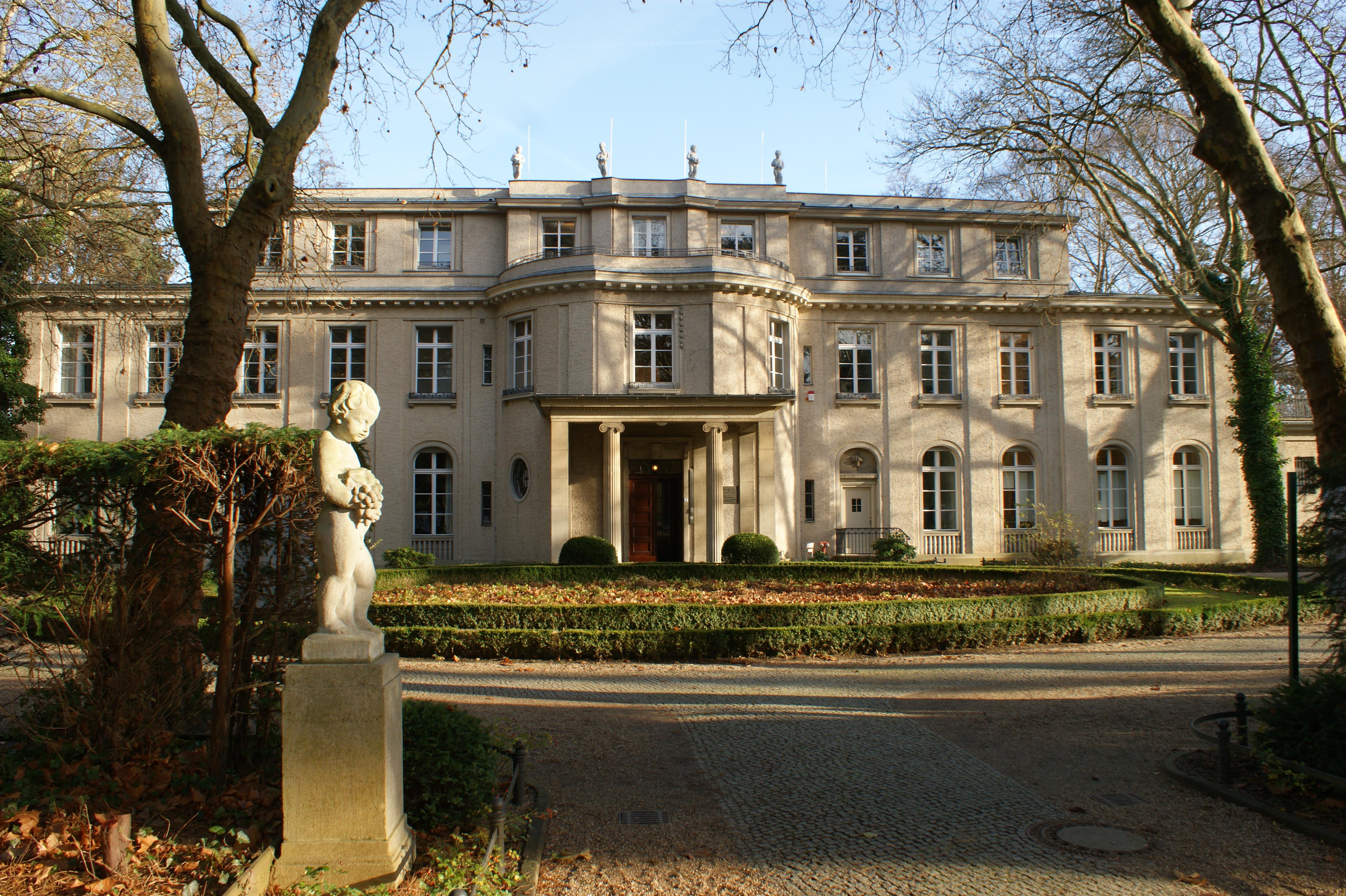 Haus Der Wannseekonferenz  Gedenkstätte Haus der Wannseekonferenz Der historische