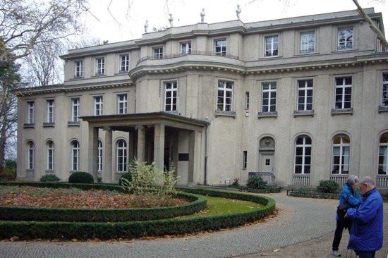 Haus Der Wannseekonferenz  Haus der Wannsee Konferenz Berlin Germany Hours