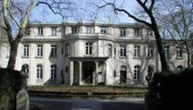 Haus Der Wannseekonferenz  Haus der Wannsee Konferenz in Berlin