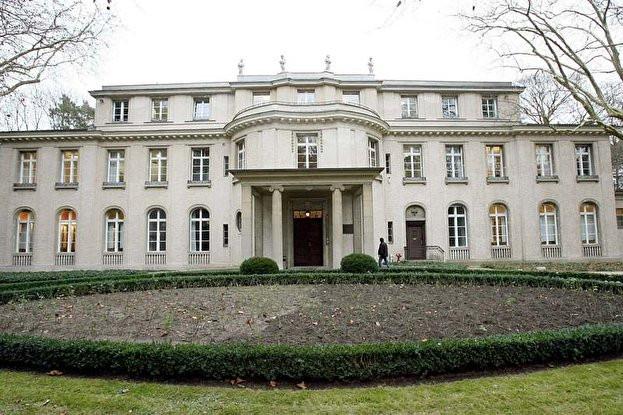Haus Der Wannseekonferenz  Haus der Wannsee Konferenz – Berlin