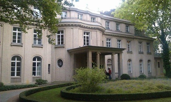 Haus Der Wannseekonferenz  House from the outside Picture of Haus der Wannsee