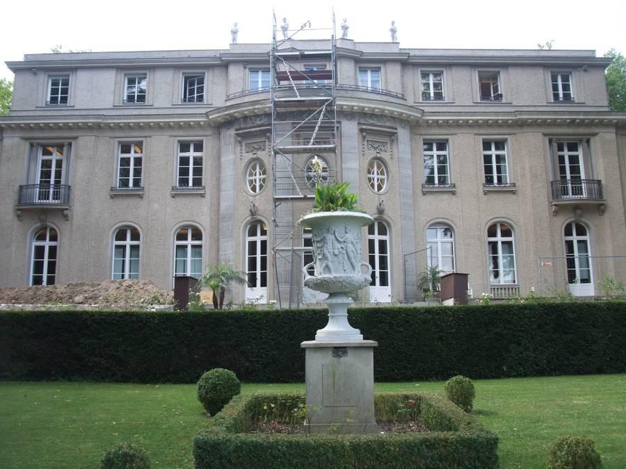 Haus Der Wannseekonferenz  Haus der Wannsee Konferenz Berlin Fotos