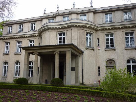 Haus Der Wannseekonferenz  Haus der Wannsee Konferenz binnen Picture of Haus der