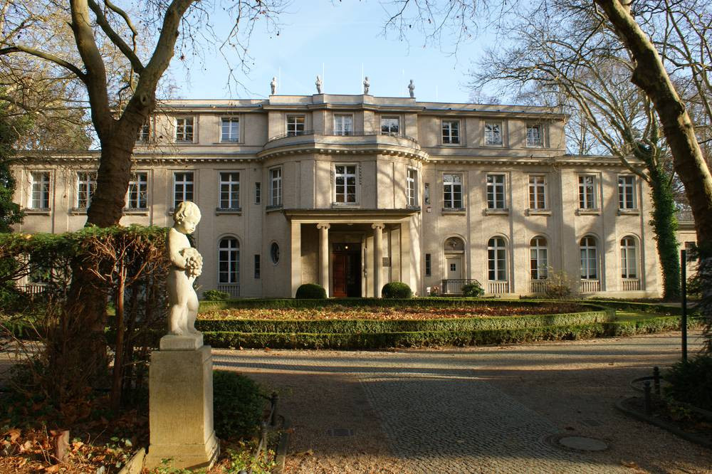 Haus Der Wannseekonferenz  Museum – Haus der Wannsee Konferenz – Museumsportal Berlin