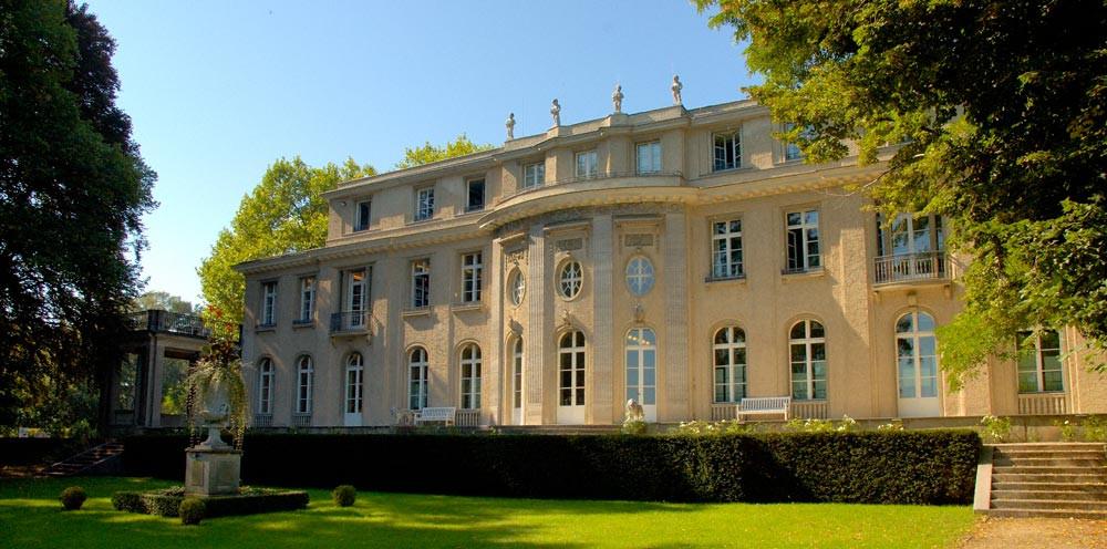 Haus Der Wannseekonferenz  Haus der Wannsee Konferenz Foto & Bild
