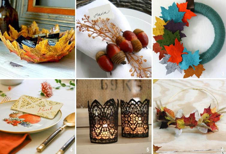 Herbst Diy  DIY
